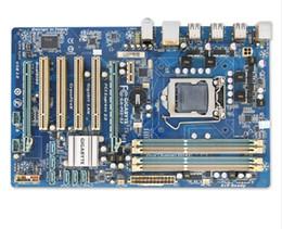 Wholesale gigabyte motherboard i3 - For Gigabyte GA-P55-S3 Original Used Desktop Motherboard P55-S3 P55 LGA 1156 i3 i5 i7 DDR3 16G ATX