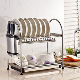 Wholesale Dish Rack Layers - The quantity of high quality stainless steel exquisite kitchen of high quality stainless steel products to the high quality customized table