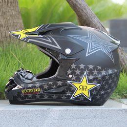 Wholesale Motorcycle Racing Helmet Dot - Capacete Motociclismo Motorcycle Helmet Dirt Bike ATV Motocross Helmet Off-Road Racing Helmets HeadGears Casque Casco Moto DOT Approved