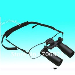 Wholesale Surgical Microscope Glasses - 4X operating surgical loupes medical loupe magnifying glass GM4X Glasses Magnifier Binocular Microscope tools toys 2016 new