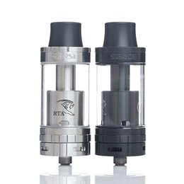 Wholesale Liquid Sense - 100% Original Sense Herakles RTA 6ml Tank with Top Filling Liquid Control System VS Wismec Theorem RTA Geekvape Gemini RTA