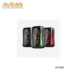 Wholesale Smok Batteries - REV GTS 230W Box Mod Large Screen Powered by dual 18650 batteries with luxury and beautiful ergonomic design VS Smok Pro Color Kit