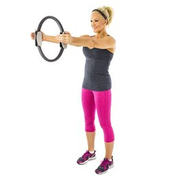 Wholesale Gym Rings Exercises - Wholesale-crossfit yoga circles ring fitness magic gym body building exercise training equipment sport accessories for freeshipping