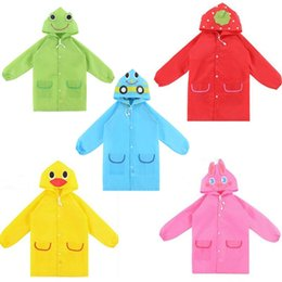 a36f9abde220 Discount Animal Raincoat Kids Rain Coat