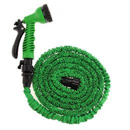 Wholesale Expanding Hose Green - Expanding Water Hose Pipe Flexible Garden Watering Tool