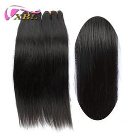 Wholesale hair extensions fashion color - Remy Silky Straight Brazilian Hair Extension Wholesale Human Hair Chinese Hair Indian Hair New Fashion Human Hair Bundles