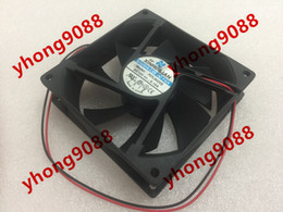Wholesale 12v computer fans - XINRUILIAN RDL9025S DC 12V 0.16A 2-wire 2-pin connector 90x90x25mm Server Cooling Square fan