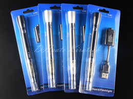 Wholesale Vaping China - Vape pen flashlight LED Lamps vaping e cig led-electronic led lights 10M Irradiation Distance 650mah ugo battery new arrival china direct