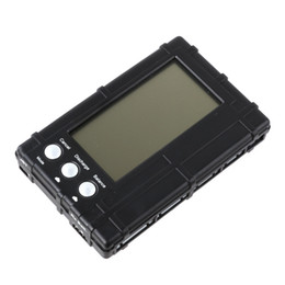 Wholesale Rc Car Lipo - 3 in 1 2s-6s RC Li-Fe Lipo Battery Voltage Balancer Meter Discharger LCD display