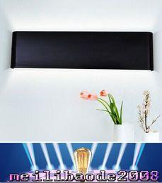 Wholesale livingroom lamps - 2016 new design Modern 58cm Long 20W Aluminum LED Wall Lamps for livingroom bathroom as Decoration Sconce Light 90-260V MYY