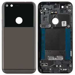 Wholesale Rear Case - Rear Housing Cover Back Rear Panel Battery Door Case Cover Replacement For Google Pixel XL