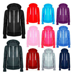Wholesale Cheap Ladies Hoodies - Cheap wholesale ladies Hoodie and hot ladies Hoodie sweater and loose couple 5 color 4 yards