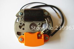 Wholesale Electric Garden Tools - Electric ignition coil assy for Stihl CHAINSAW 070 090 090G free shipping replacement part # 1064043210