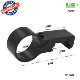 Wholesale Basis Rings - 20mm scope bases Outdoor Camping Hunting Tool accessories Optical Sight Bracket Metal Scope Mount Rings 1