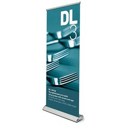 Wholesale Roll Banner Stand - 85*200cm Roll up Flex Banner Stand Teardrop Pop Up Banner Display Stand with Printed Banner Portable Carry Bag