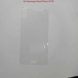 Wholesale Moq Screen Protector - MOQ 3Pcs Premium Tempered Glass Screen Protector Film For Samsung Galaxy S5 S6 S7 Grand Prime G530 Glass Protective film Case No Retail Box