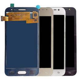 Wholesale Oem Lcd - OEM For Samsung J2 J3 J5 J7 LCD Display Touch Screen Digitizer Assembly Replacement AAA Quality DHL Freeshipping