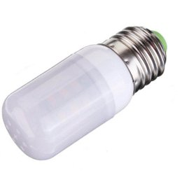 Wholesale 27 Tubes - Wholesale Price Long Lifetime E27 3.5W LED Bulb 27 5730 SMD 24V with Frosted Cover Pure White Corn Tube