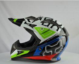 Wholesale Helmet Dh - Wholesale-DOT MTB mountain bike cross Helmet  DH downhill riding helmet  Motorcycle Off Road Helmets Capacete Motocross Helmet