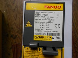 Wholesale Automation Testing - A06B-6114-h303 Fanuc servo driver for automation cnc lathe high quality with good services 100% tested ok in large stock