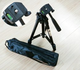 Wholesale Case For Tripod - Y-334 Professional tripod Pro Photo Video Tripod With Case for Canon EOS Rebel T3 T3i T4i Nikon Sony NEW
