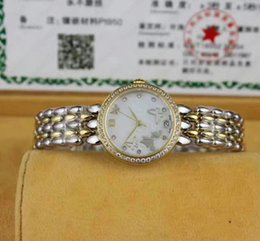 Wholesale Imitation Designer Watches - Luxury 2017 Famous designer women watches for big wrists rhinestone watches fashion luxury watch Imitation Watch wholesale 4175.76.00