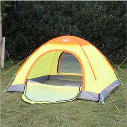 tenda inflável de cubo Desconto Abrigos Verão Caminhadas Tendas Ar Livre acampamento para 2-3 pessoas Proteção UV Tenda para tendas Beach O gramado transporte livre