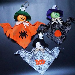 Wholesale Horror Haunted House - Halloween Decor Hotel Bar Haunted House Halloween Decoration Ghost Pull Flowers Ghost Festival Props Halloween Party Supplies G781