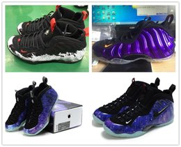 Wholesale Leather Hot Tops - 2016 Hot Sale Penny Hardaway Galaxy 2 Womens Men's Basketball Shoes for Top quality One Cheap Sports Training Sneakers Size 36-47
