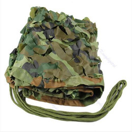 Wholesale Net Openings - Woodland Leaves Camouflage Camo Net For Hunting Camping Military Photography