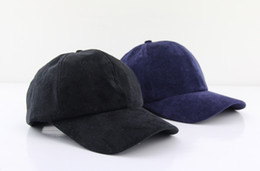 Wholesale Wholesale Corduroy Hats - Corduroy snapback hats unisex baseball cap outdoor sports hip hop gorras hat casquette 8 colors free shipping