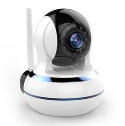 Wholesale Ipc Securities - DHL Ship Wireless network camera IPC-R17 megapixels HD wireless Wifi 720P Smart P2P Baby Monitor Surveillance Network CCTV Security Camera