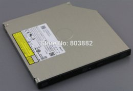 Wholesale Brand New Slim mm SATA Internal Laptop DVD RW Dual Layer Burner drive UJ8E2Q dvd drive for laptop