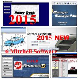 Wholesale Mitchell Manager - 2017 New Mitchell on demand 5.8 and mitchell&moto heavy truck+mitchell manager plus+Mitchell Ultramate 7 6software in 320gb hdd