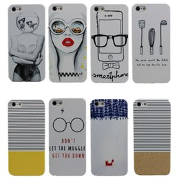 Wholesale I Phone 5g Cover - Wholesale-2016 New Fashion Don't Let The Muggles Get You Down Design PC Hard Case Cover For Apple i Phone iPhone 4 4S 5 5S 4G 5G