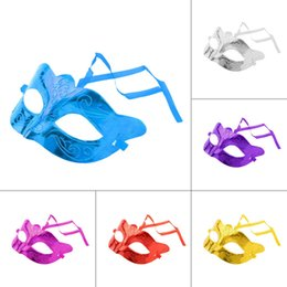 Wholesale Cartoon Masks For Sale - Hot sales Mask Cutout Eye Mask for Masquerade Party Fancy Dress Costume hot search