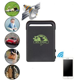 Wholesale Security Alarm Gps - Cheapest Metal Detectors Top Fashion 2016 New Arrival Car Person Pet Gps Tracker Tk102b Vehicle Gsm Mini Tracking Locator Real-time Black