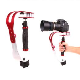 Deutschland PRO Hand Steadycam Video Stabilizer für Digitalkamera Camcorder DV DSLR SLR Kostenloser Versand Versorgung