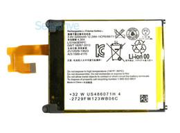 Wholesale Battery For Xperia - 3200mAh LIS1543ERPC Replacement Li-Polymer Battery For Sony Xperia Z2 L50 L50W L50U L50T D6502 D6503 Sirius SO-03