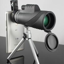 Wholesale Binoculars Glasses - High Quality 40x60 Powerful Binoculars Zoom Binocular Field Glasses Great Handheld Telescopes Military HD