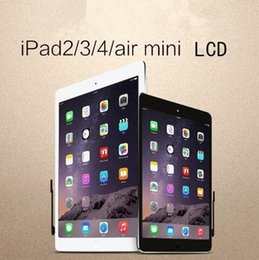 Wholesale Apple Ipad Sales - 2 Pieces Start Sale Wholesale Touch Glass Assembly Screens LCD for iPad Mini air Tablets Digitizer Dual