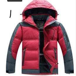 Wholesale Duck Mountain - 2016Fashion brand down jacket More outdoor tourism mountain skiing waterproof breathable white duck down cold warm coat
