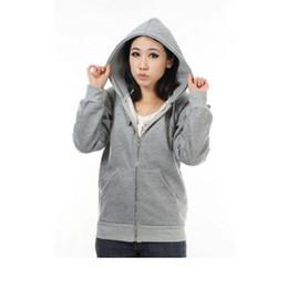 Wholesale Girls Wing Jacket - womenƶs hoodies sudaderas mujer Nice autumn and winter zipper cardigan Girls Angel Wings Hoodie Jacket Sweatshirt