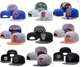 Wholesale Bones New York - Cheap Hot 2017 Fashion New york Adjustable knicks Snapback Hat Thousands Snap Back Hat For Men Basketball Cap Cheap bone Hat Baseball Cap