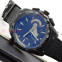 Wholesale Hand Wound Watches - 2018 new Caliber 36 RS 36RS Watches Men's high quality automatic calendar mechanical sports style watches