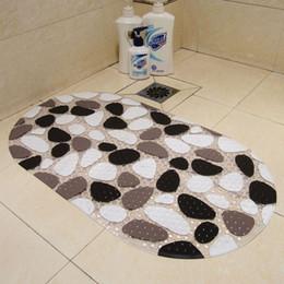 Canada Nouvelle arrivée PVC tapis de bain antidérapant tapis de douche de massage avec meunier pour enfant bébé coussin de bain accessoires de tapis de salle de bains tapis supplier pad mat massage Offre