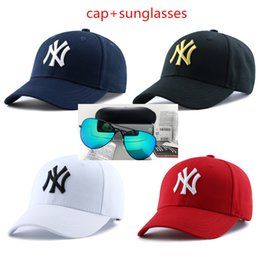 Wholesale Hats Caps La - Wholesale NY Snapback Hat Hip hop baseball snapback LA basketball Cap Men&Women Adjustable Cap sport cap mixed order with brand suglasses