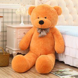Wholesale Angle Measurement - TEDDY BEAR Stuffed Toys Giant Jumbo Size:160cm Birthday Christmas Gift Large Size 1.6m Big Teddy Bear Plush Toy Right Angle Measurement