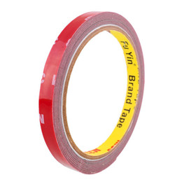 Wholesale Thin Double Sided Tape - New Multifunction Strong 1cm Thin 3M Double Sided Super Adhesive Tape Versatile Car Truck Essential