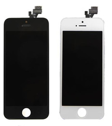 Wholesale Iphone 4s Front Assembly Display - Wholesale-Front Assembly LCD Display Touch Screen Digitizer Replacement Part for iphone 4 4G 4S DHL Free SNP015